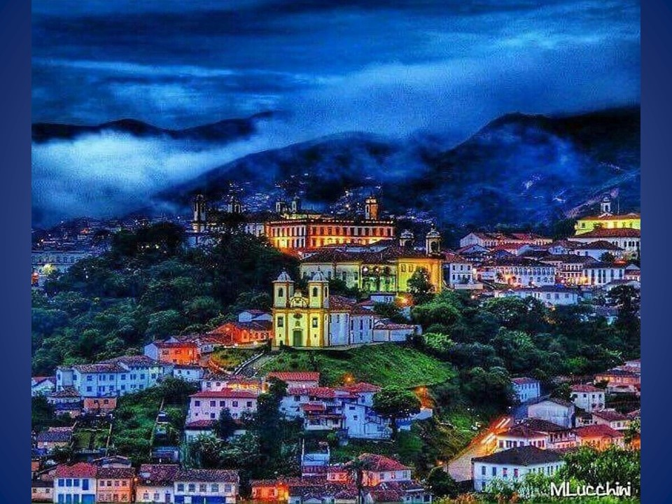 The two precious pearls of Ouro Preto
