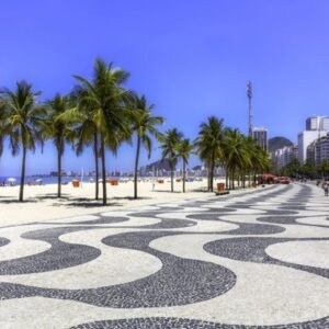 History of Copacabana