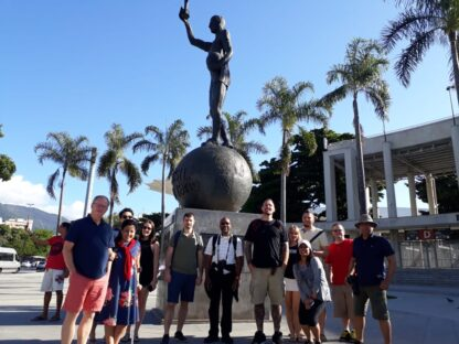 Full Day City Tour: Christ Statue, Sugar Loaf, Selaron Staircase