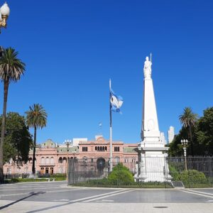 Buenos Aires Downtown and History