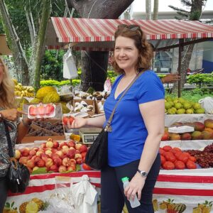 Vegetable and Fruit Markets
